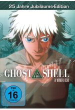 Ghost in the Shell  (Kinofilm) - Jubiläums-Edition DVD-Cover