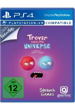 Trover Saves the Universe Cover
