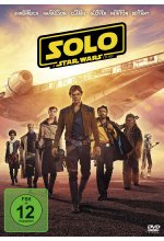 Solo - A Star Wars Story DVD-Cover