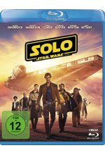 Solo - A Star Wars Story Blu-ray-Cover