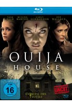 Ouija House - Domizil des Teufels - Uncut Blu-ray-Cover