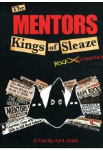 Mentors - Kings of Sleaze Rockumentary DVD-Cover