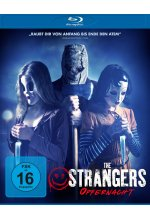 The Strangers - Opfernacht Blu-ray-Cover