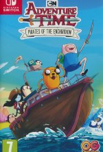 Adventure Time - Pirates of the Enchiridion (PEGI-Version) Cover