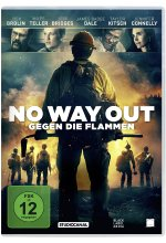 No Way Out - Gegen die Flammen DVD-Cover