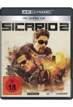 Sicario 2  (4K Ultra HD) Cover