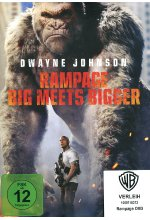 Rampage - Big Meets Bigger DVD-Cover