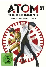 Atom the Beginning Vol.1 DVD-Cover