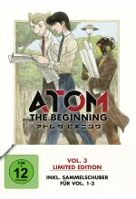 Atom the Beginning Vol.3 - Limited Edition  (inkl. Sammelschuber für Vol.1-3) DVD-Cover