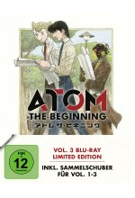 Atom the Beginning Vol.3 - Limited Edition  (inkl. Sammelschuber für Vol.1-3) Blu-ray-Cover