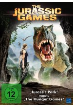 The Jurassic Games DVD-Cover