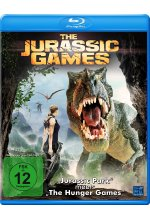 The Jurassic Games Blu-ray-Cover