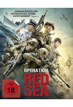 Operation Red Sea - Uncut Blu-ray-Cover