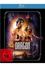 Dragon - Die Bruce Lee Story Blu-ray-Cover