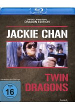 Twin Dragons - Dragon Edition Blu-ray-Cover