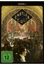 Babylon Berlin - Staffel 1  [2 DVDs] DVD-Cover