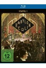 Babylon Berlin - Staffel 1  [2 BRs] Blu-ray-Cover