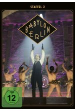 Babylon Berlin - Staffel 2  [2 DVDs] DVD-Cover