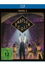 Babylon Berlin - Staffel 2  [2 BRs] Blu-ray-Cover