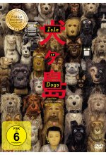 Isle of Dogs - Ataris Reise DVD-Cover