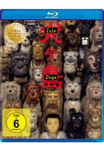 Isle of Dogs - Ataris Reise Blu-ray-Cover