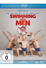 Swimming with Men Blu-ray-Cover