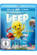 Deep  (inkl. 2D-Version) Blu-ray 3D-Cover