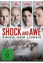 Shock and Awe - Krieg der Lügen DVD-Cover