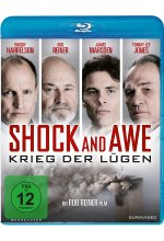 Shock and Awe - Krieg der Lügen Blu-ray-Cover