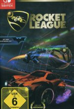 Rocket League (Ultimate Edition) Cover