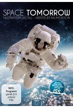 Space Tomorrow: Faszination Weltall - Abenteuer Raumstation  [2 DVDs] DVD-Cover