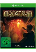 Monstrum Cover