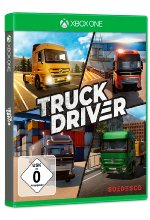 Truck Driver Cover