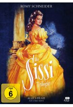 Sissi Trilogie - Special Edition Mediabook  [3 BRs] Blu-ray-Cover