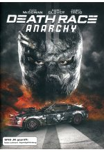 Death Race - Anarchy DVD-Cover