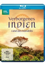 Verborgenes Indien - Land des Wandelns Blu-ray-Cover