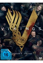 Vikings - Season 5.1  [3 DVDs] DVD-Cover