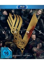 Vikings - Season 5.1  [3 BRs] Blu-ray-Cover