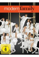 Modern Family - Die komplette Season 7  [4 DVDs] DVD-Cover