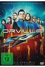 The Orville - Season 1  [4 DVDs] DVD-Cover