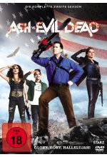Ash vs. Evil Dead - Season 2  [2 DVDs] DVD-Cover