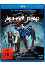 Ash vs. Evil Dead - Season 2  [2 BRs] Blu-ray-Cover