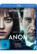 Anon Blu-ray-Cover