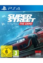 Super Street - The Game Cover