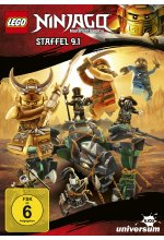 LEGO Ninjago - Staffel 9.1 DVD-Cover