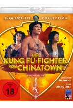 Der Kung Fu-Fighter von Chinatown - Chinatown Kid (Shaw Brothers Collection) (Blu-ray) Blu-ray-Cover
