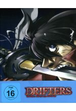 Drifters - Battle In A Brand-New World War - Limitierte Premium Edition  [2 BRs]<br> Blu-ray-Cover