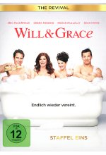 Will & Grace - Staffel 1 - The Revival  [2 DVDs] DVD-Cover