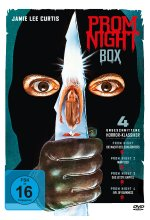 Prom Night Quadrilogie  [4 DVDs] DVD-Cover