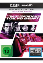 The Fast and the Furious: Tokyo Drift  (4K Ultra HD) (+ Blu-ray 2D) Cover